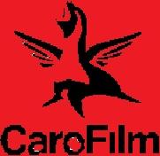 caro flm logo rosso